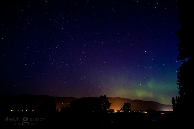 Sept 11 Aurora Borealis